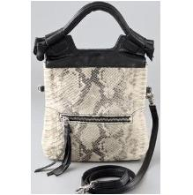 Foley + Corinna Python Disco City Bag